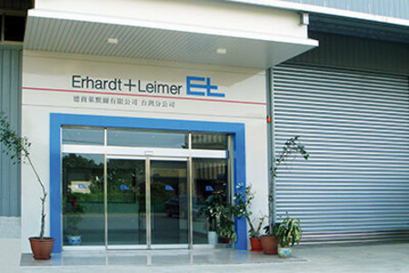 [Translate to Japanese:] Erhardt+Leimer GmbH, Taiwan