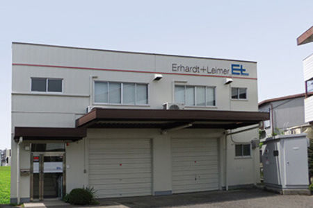 [Translate to Japanese:] Erhardt+Leimer Japan LTD.